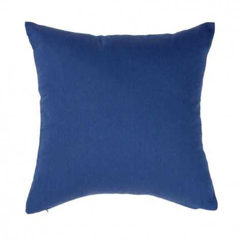 Cuscino HALF PANAMA BLU cuscini-decorativi-tinta-unita