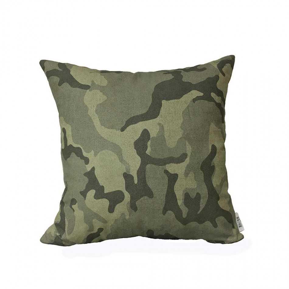 Pack 2 pezzi - Fodera cuscino TROPICAL CAMUFLAJE fodera-di-cuscini-stampati