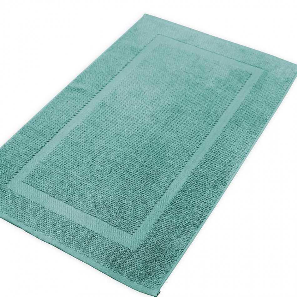 Tappetino per il bagno 750gr Verde Tiffany tappetini-per-il-bagno