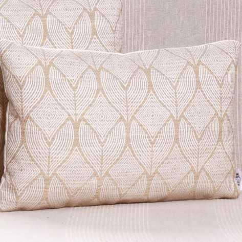 Cuscino 30x50 Juan beige decorativi