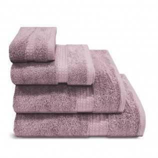 Asciugamano 400gr Malva