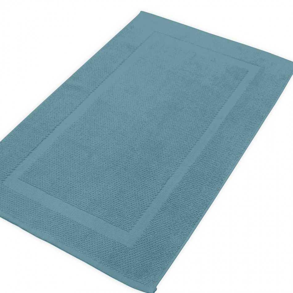 Tappetino bagno verde menta 870gr tappetini-per-il-bagno
