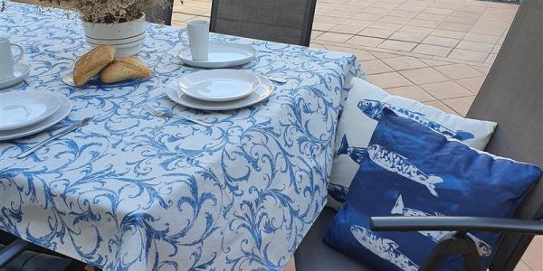 Un tavolo perfetto per l'estate