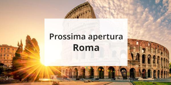 Tramas nella Capitale - Prossima Apertura Roma